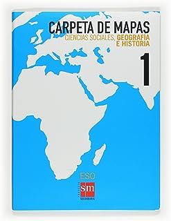 Amazon.es: Mapa mudo
