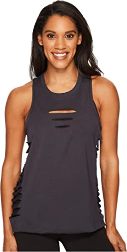 ALO - Cut It Out Long Tank Top