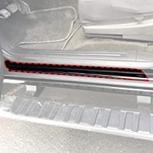 2015-2018 Colorado Canyon Crew 6pc Door Sill Step Protector Threshold Shield Pads