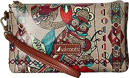 Sakroots - Artist Circle Phone Charging Wristlet