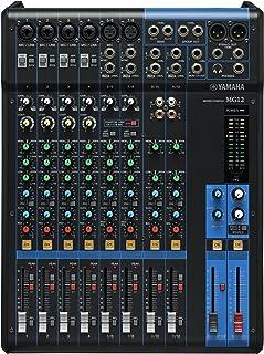 Yamaha MG12 12-Input 4-Bus Mixer