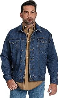 Wrangler Men's Concealed Carry Unlined Denim Jacket