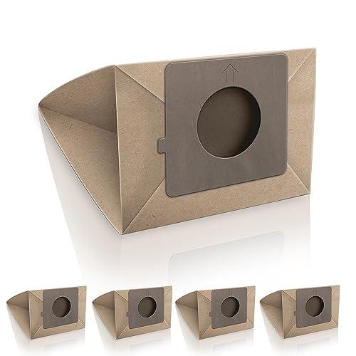 ✧WESSPER® Bolsas de aspiradora para LG V-CP243RDN (5 piezas, papel