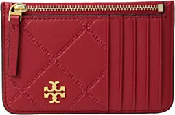 Tory Burch - Georgia Top-Zip Card Case