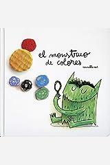 El Monstruo de Colores (Spanish Edition) Hardcover