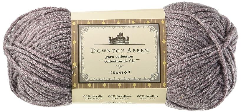 Premier Yarns DA4002-06 Downton Abbey Branson Yarn, Cobblestone Grey