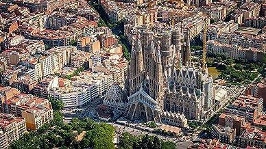 A living basilica: explore Barcelona's majestic Sagrada Familia Temple.