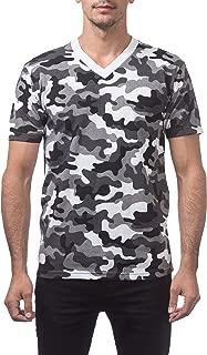 Men's Comfort Short Sleeve V-Neck T-Shirt