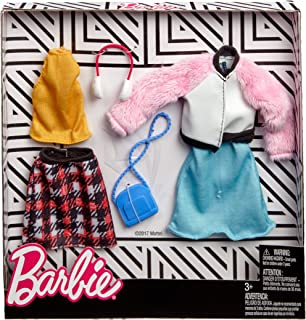 Barbie Winter Fashion, 2 Pack