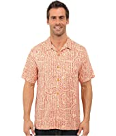 Tommy Bahama - Paloma Paisley Camp Shirt