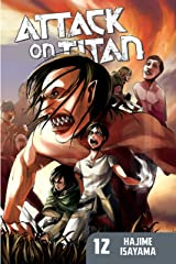 Attack on Titan Vol. 12 (English Edition) eBook Kindle