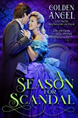 A Season for Scandal (Deception and Discipline Book 2) Kindle Edition