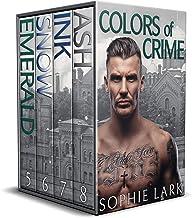 Colors of Crime (Books 5-8): A Dark Mafia Romance Boxset