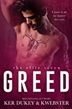 Greed (The Elite Seven Book 7)