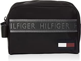 Tommy Hilfiger Washbag for Men-Black