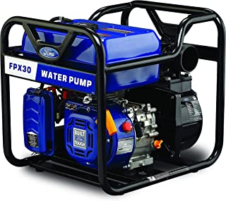 Ford 3 Inches 208cc Petrol / Gasoline Water Pump, Blue