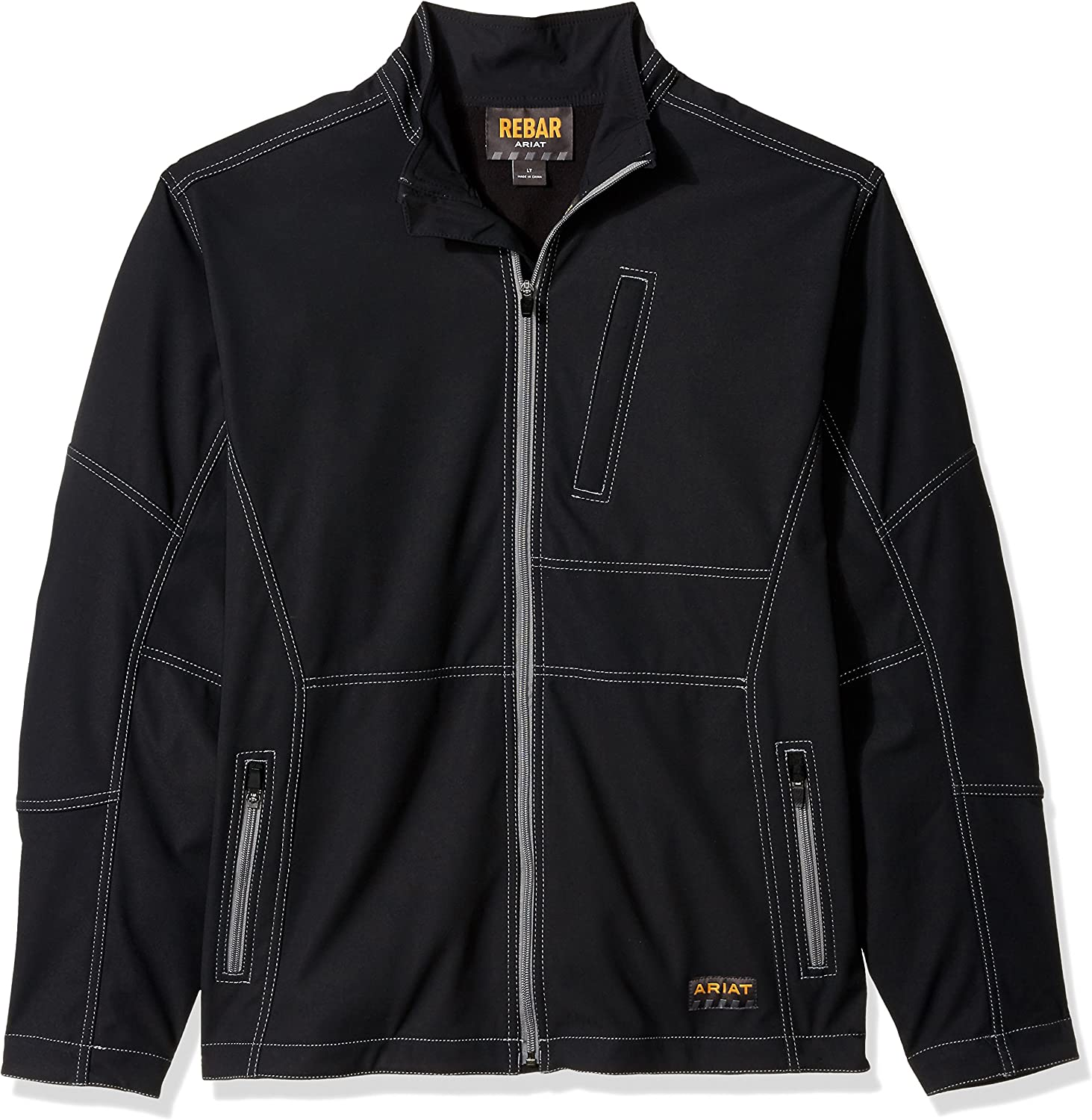 Ariat Men's Big and Tall Canvas Softshell Jacket
