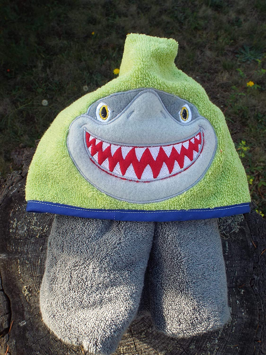 Shark hooded Bath Manufacturer direct delivery Towel Teen Baby Excellent Child