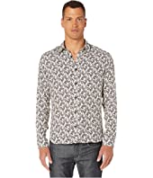 The Kooples - Angry Tiger Print Button Down Shirt