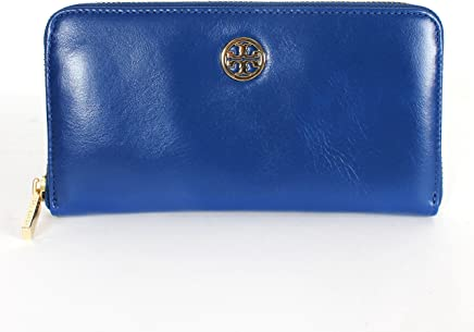 0fa84e78e43e1 Tory Burch Dena Zip Continental Wallet Royal Ocean
