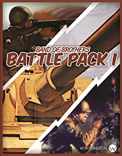 WOG: Battle Pack I, Epics, Game Kit for the Band of Brothers 2nd Ed Board Game Series