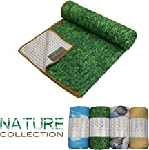 Yogabum Explorador Colecci/ón Antideslizante Yoga Mat Toallas