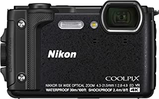 NIKON COOLPIX W300/B Japan Import