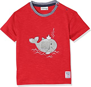 Salt /& Pepper B T-Shirt Pirat Uni Wal Mobil B/éb/é gar/çon