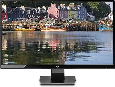 """HP 27W Monitor per PC Desktop, 27"""" (68,5 cm), 5 ms, Full HD (1920x1080), IPS Retroilluminato a LED, Nero - Confronta prezzi"""