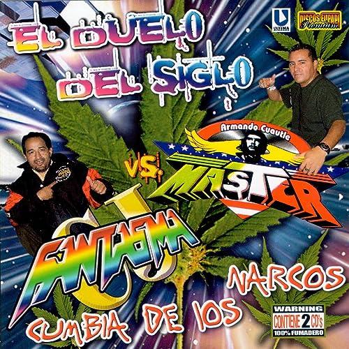 Cumbia De Los Narcos by Fantasma vs. Master on Amazon Music ...