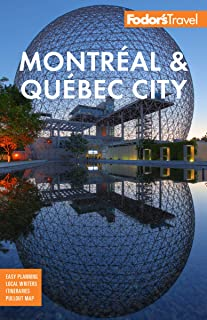Fodor's Montreal & Quebec City (Full-color Travel Guide) (English Edition)