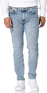 Calvin Klein Men's Slim CKJ Taper Pants , Size : 32W/32L , Denim Light
