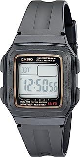 Casio F201WA-9A - Reloj deportivo multifunción para hombre