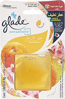 GLADE GLASS SCENT FRUIT NECTAR REFILL - 8 gm