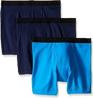 Men's 3-Pack Cotton Boxer Brief