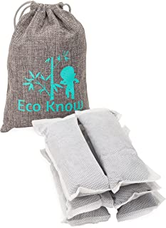 Set of 6 Large (50g) Natural Bamboo Charcoal Diaper Pail Household Home Deodorizers