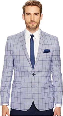 Blue Window Sport Coat