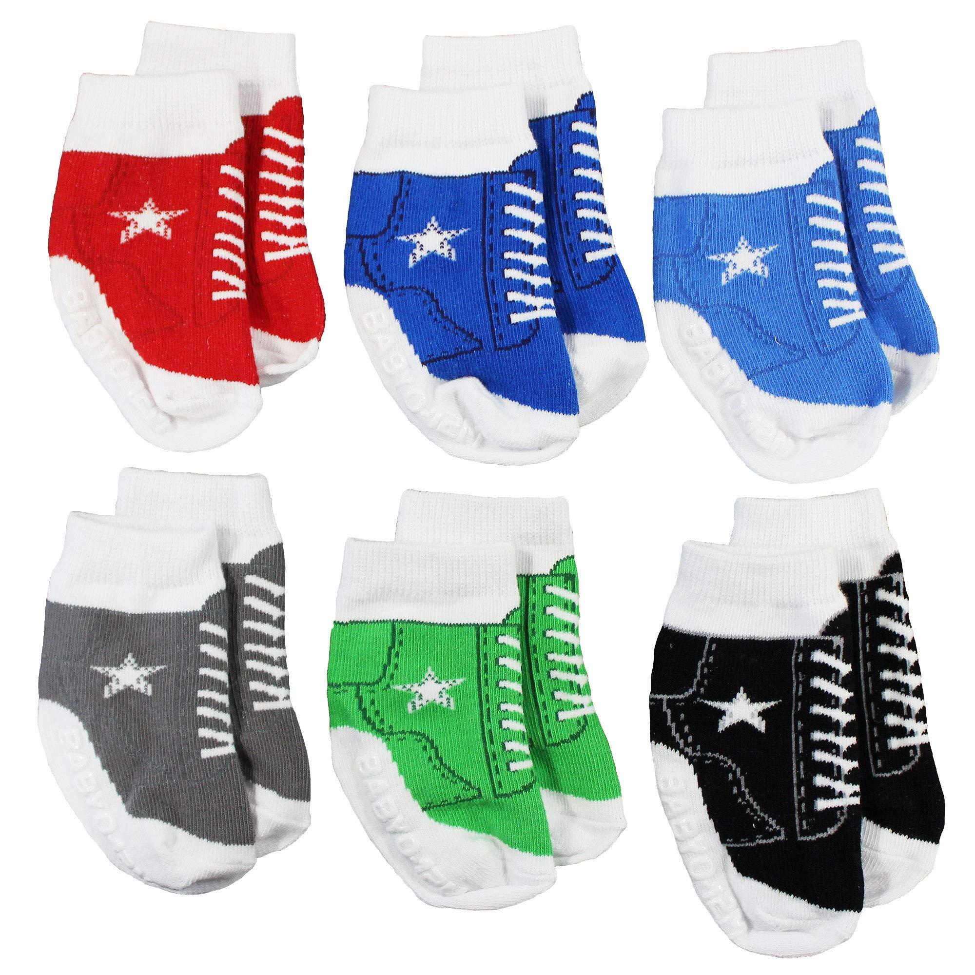 Amazon.com: Baby Boy Shoe Socks That