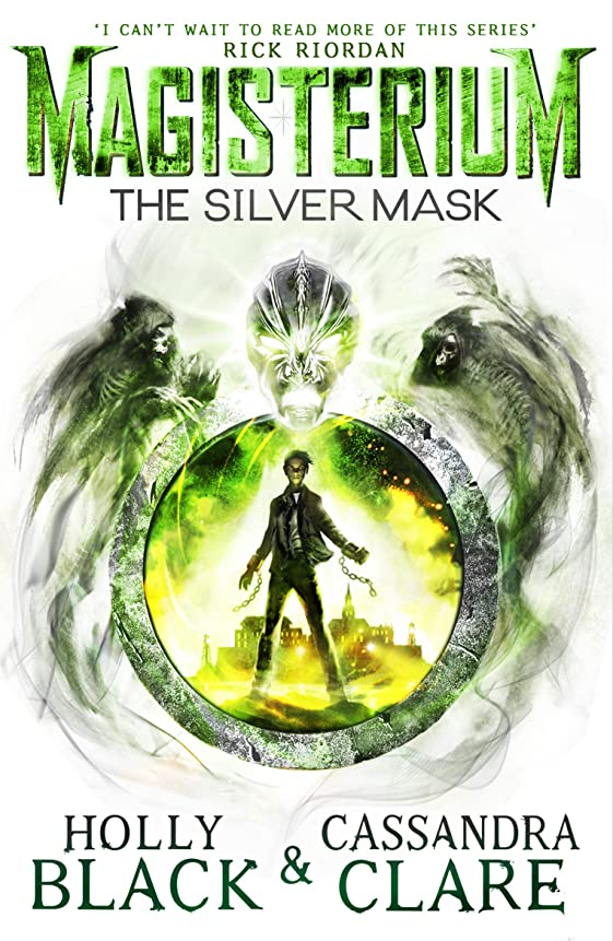 大学院食事を調理する賃金Magisterium: The Silver Mask (The Magisterium Book 4) (English Edition)