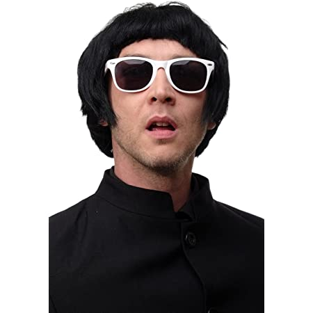 WIG ME UP - Party/Fancy Dress/Halloween Wig Popstar Mod Britpop 60ies Style