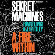 Best sekret machines book 2: a fire within Reviews