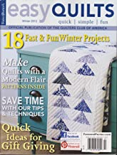 Best fons and porter easy quilts magazine Reviews