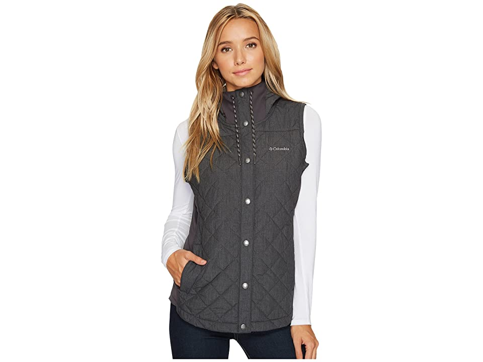 Columbia Evergreen State Vest (Shark Heather) Women