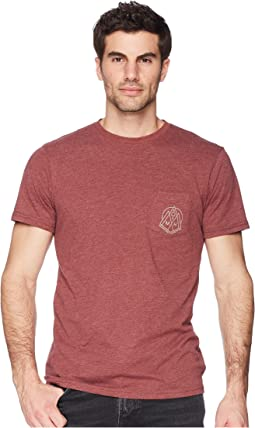 Mountain Hardwear - 3 Peaks™ Short Sleeve Pocket Tee