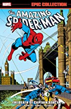 Amazing Spider-Man Epic Collection: The Death Of Captain Stacy (Amazing Spider-Man (1963-1998))