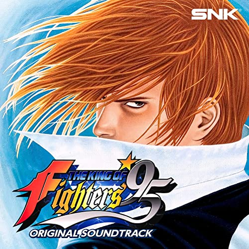 THE KING OF FIGHTERS '95 ORIGINAL SOUND TRACK ザ・キング・オブ・ファイターズ