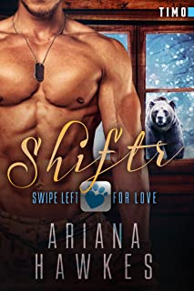 Shiftr: Swipe Left for Love (Timo): BBW Bear Shifter Romance (Hope Valley BBW Dating App Romance Book 7)