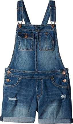 Essie Denim Shortall in Ada (Big Kids)