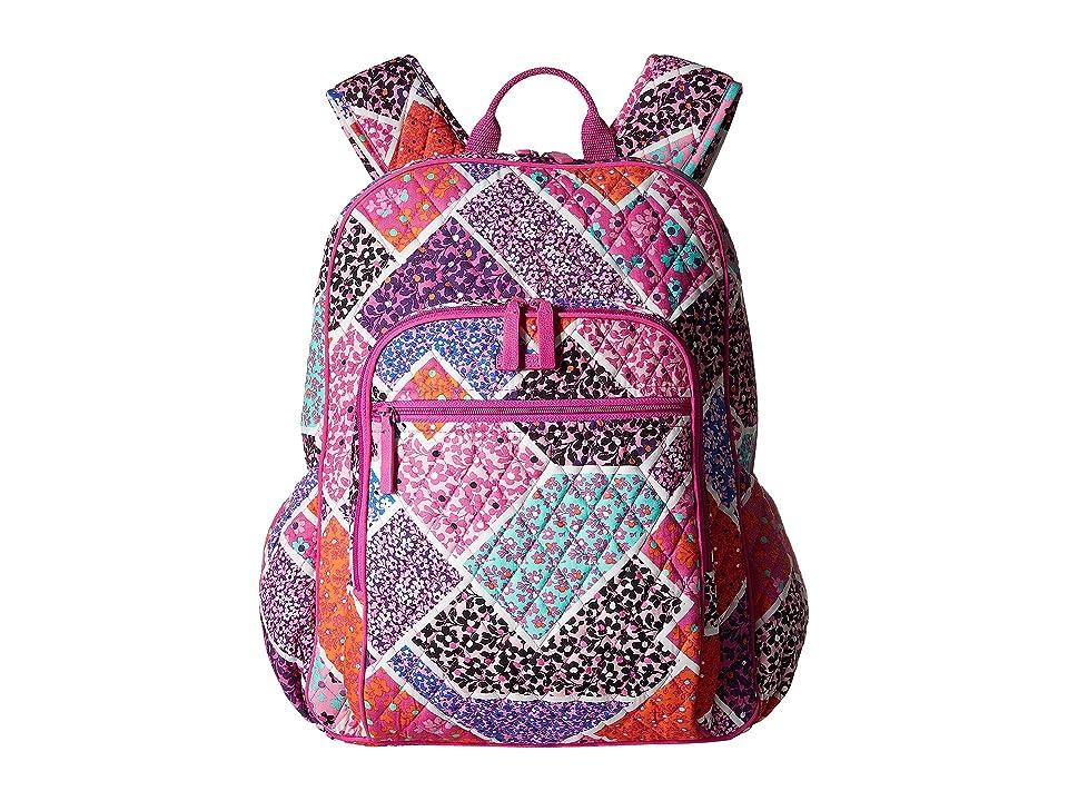 Vera Bradley Campus Tech Backpack (Modern Medley) Backpack Bags