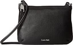 Carrie Pebble Key Item Crossbody